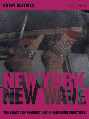 cover image of New York New Wave