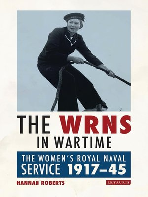 cover image of The WRNS in Wartime