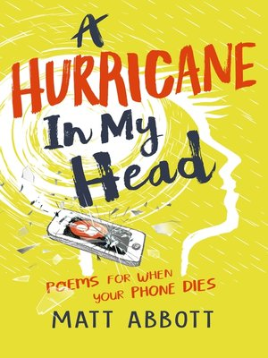 cover image of A Hurricane in my Head