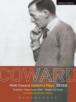 cover image of Coward Plays, 7