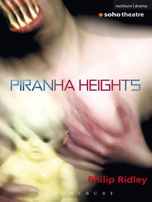 cover image of Piranha Heights
