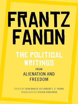 cover image of The Political Writings from Alienation and Freedom