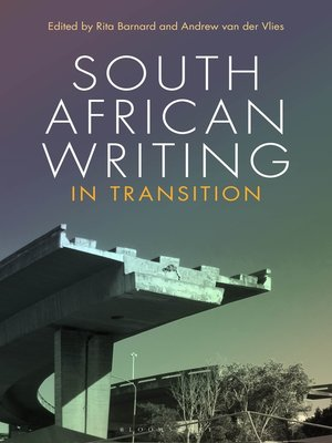cover image of South African Writing in Transition