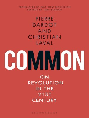 cover image of Common