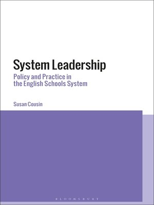 cover image of System Leadership