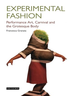 cover image of Experimental Fashion