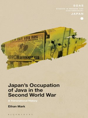 cover image of Japan's Occupation of Java in the Second World War