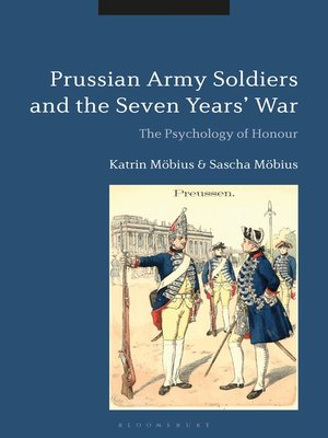cover image of Prussian Army Soldiers and the Seven Years' War