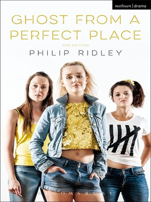cover image of Ghost From a Perfect Place