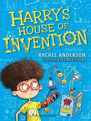 cover image of Harry's House of Invention