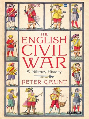 cover image of The English Civil War