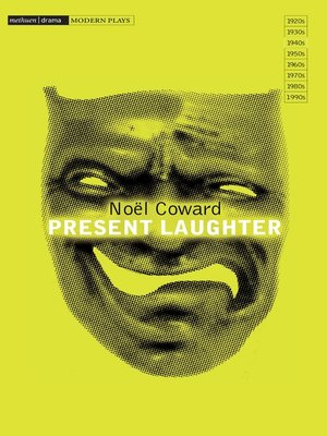 cover image of Present Laughter