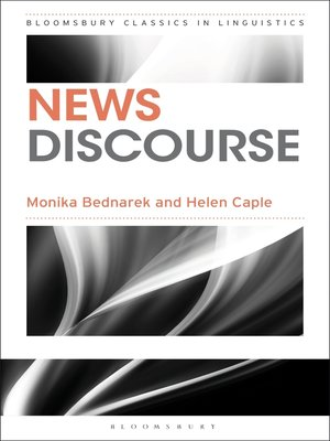 cover image of News Discourse