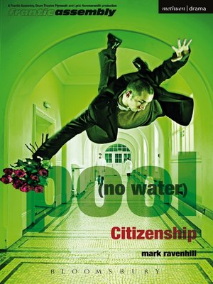cover image of 'pool (no water)' and 'Citizenship'