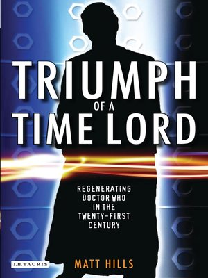 cover image of Triumph of a Time Lord
