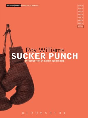 cover image of Sucker Punch