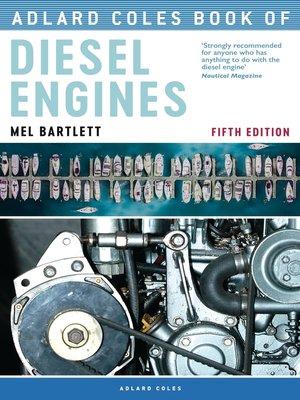 cover image of Adlard Coles Book of Diesel Engines