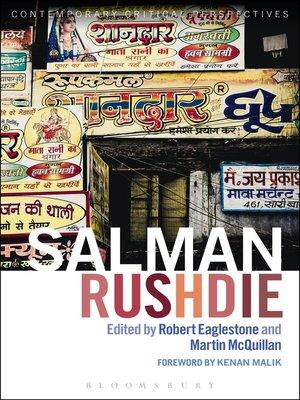 cover image of Salman Rushdie