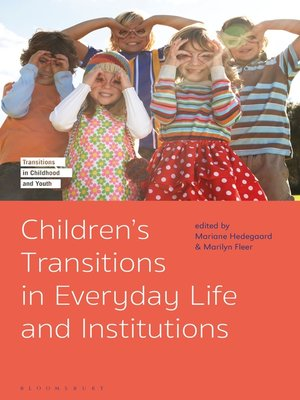 cover image of Children's Transitions in Everyday Life and Institutions