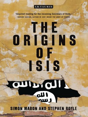 cover image of The Origins of ISIS