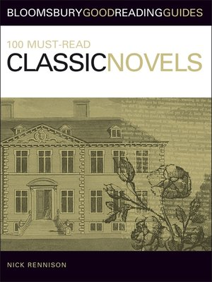 cover image of 100 Must-read Classic Novels