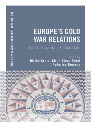 cover image of Europe's Cold War Relations