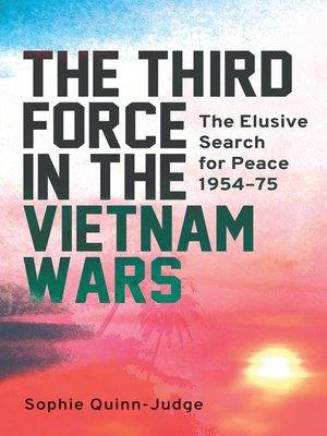 cover image of The Third Force in the Vietnam War