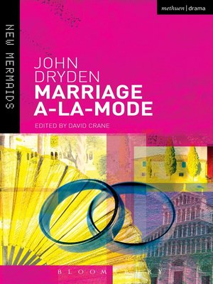 cover image of Marriage A-La-Mode