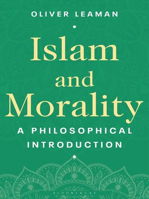 cover image of Islam and Morality