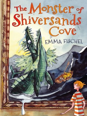 cover image of The Monster of Shiversands Cove