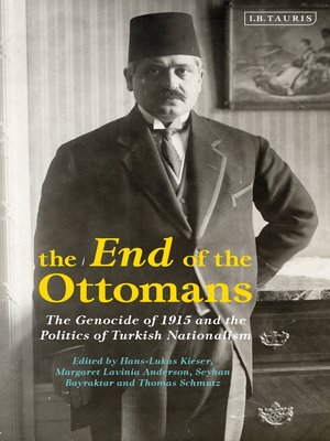 cover image of The End of the Ottomans