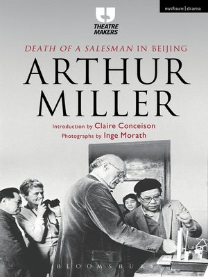 cover image of 'Death of a Salesman' in Beijing