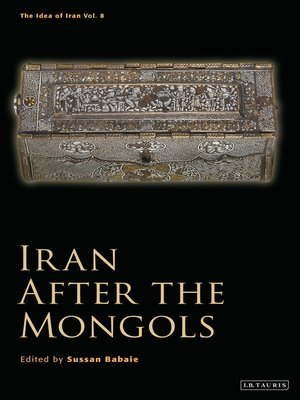 cover image of Iran After the Mongols