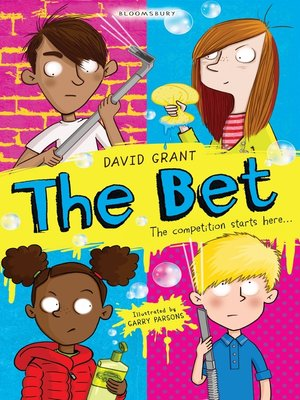 cover image of The Bet