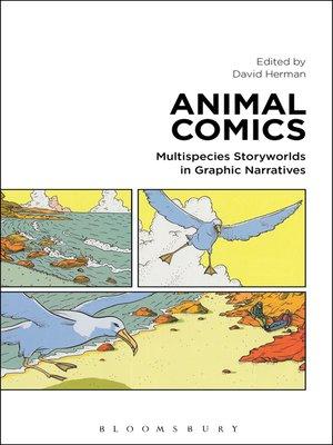 cover image of Animal Comics