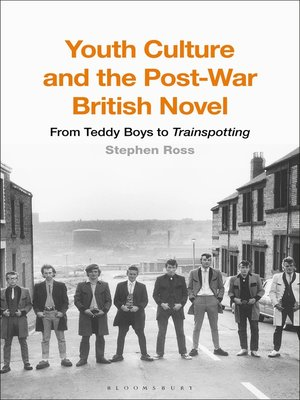 cover image of Youth Culture and the Post-War British Novel