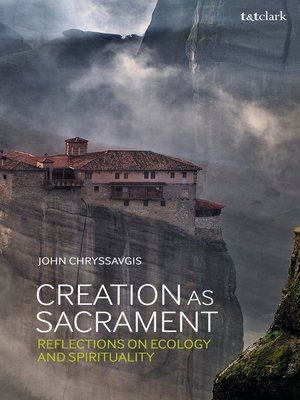 cover image of Creation as Sacrament
