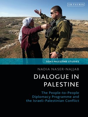 cover image of Dialogue in Palestine