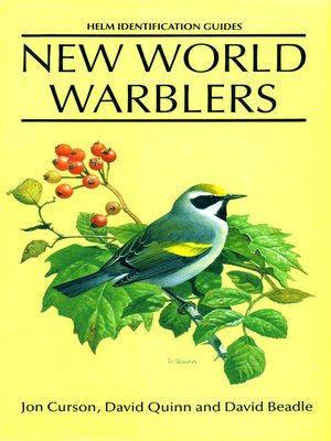 cover image of New World Warblers