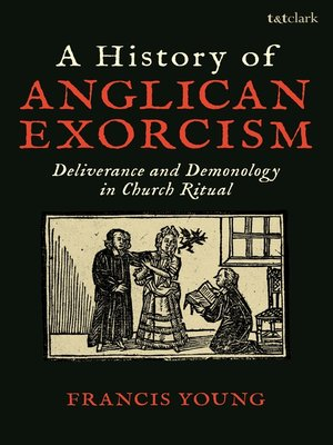 cover image of A History of Anglican Exorcism