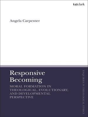cover image of Responsive Becoming