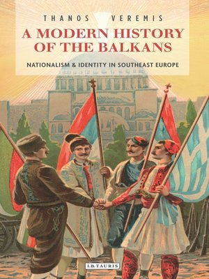 cover image of A Modern History of the Balkans