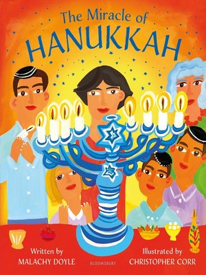 cover image of The Miracle of Hanukkah
