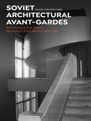 cover image of Soviet Architectural Avant-Gardes