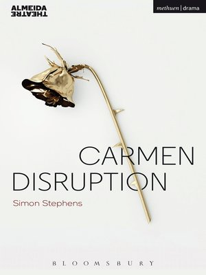 cover image of Carmen Disruption