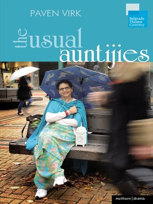 cover image of The Usual Auntijies