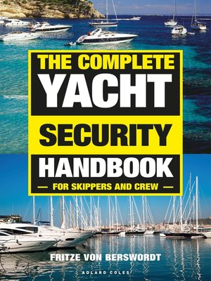 cover image of The Complete Yacht Security Handbook