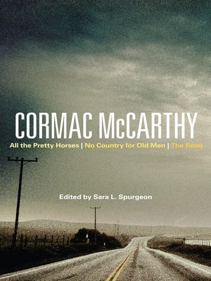 cover image of Cormac McCarthy