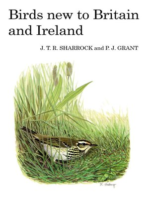 cover image of Birds New to Britain and Ireland