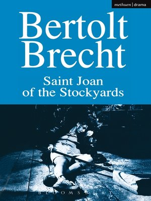 cover image of Saint Joan of the Stockyards